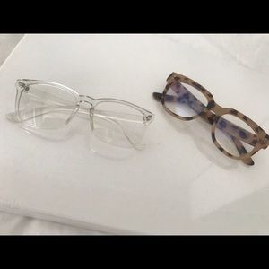 Non prescription glasses (2-pack)